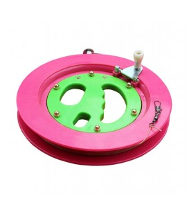 Reel 18cm with 250m 60lbs Line